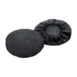 被せるだけの簡単取付け。衛生的な使い捨ての不織布製ヘッドホンイヤーパッドカバーを発売