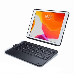 マグネットで着脱可能な10.2インチiPad専用ケース付きBluetoothキーボードを発売