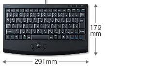 SKB-TR05BKの製品画像