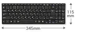 SKB-WL22BKの製品画像